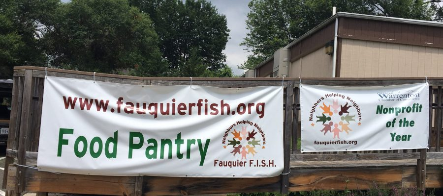 Fauquier FISH Food Pantry